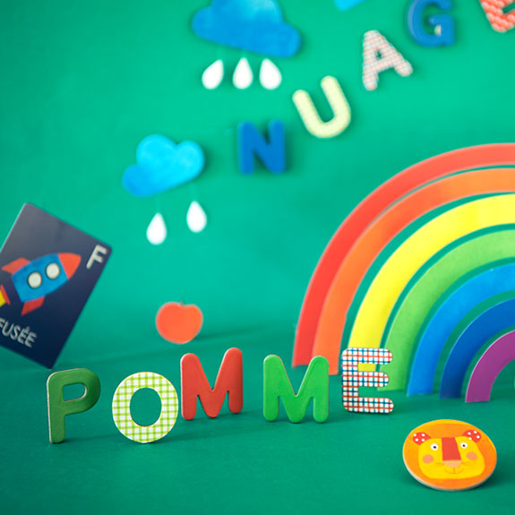 les popipop educational toys for learning and children