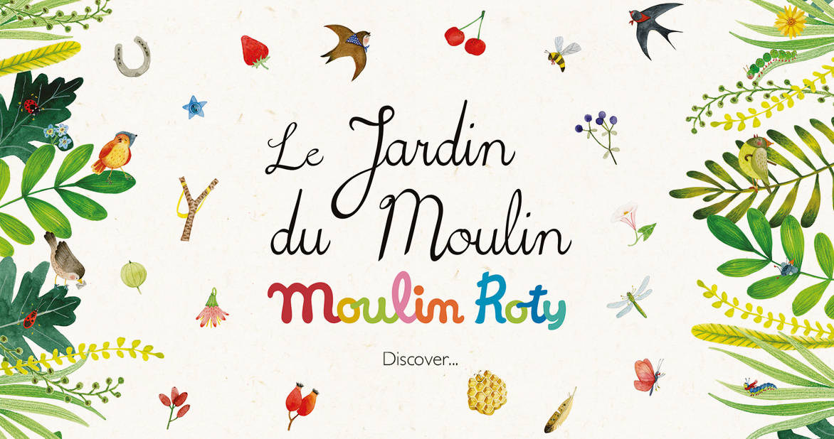 gardening games and toys for children this spring - jardin du moulin - moulin roty