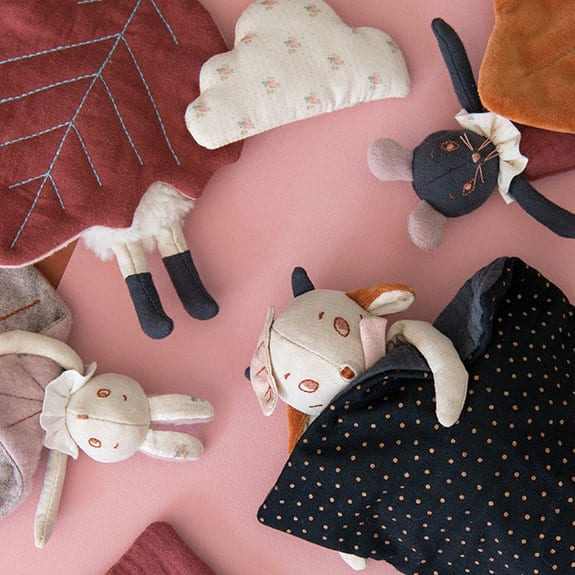 apres la pluie dolls and soft toys moulin roty
