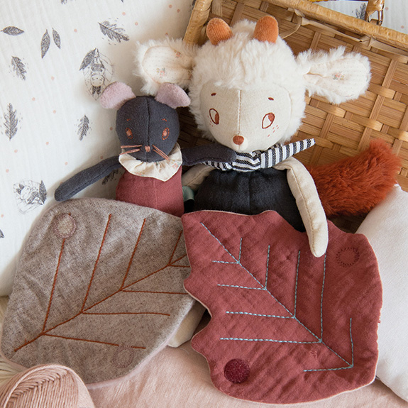 apres la pluie - after the rain - soft toys and baby toys from moulin roty