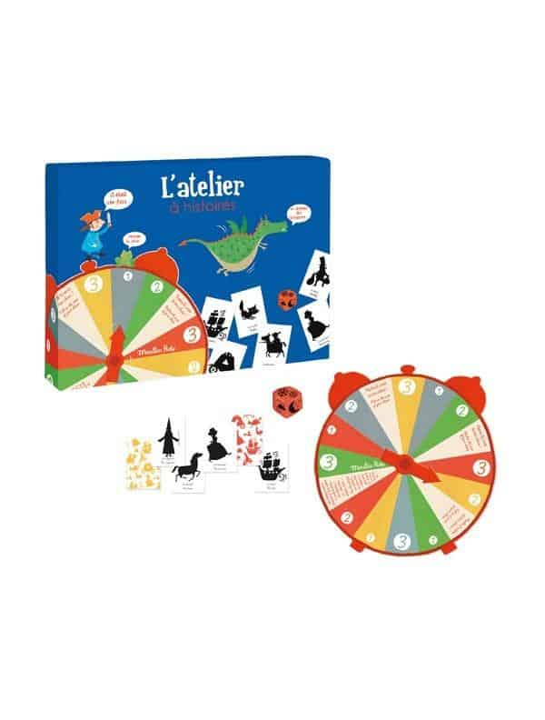 bedtime stories game